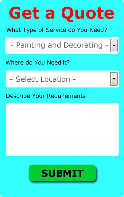 Free Barrow-in-Furness Painter and Decorator Quotes